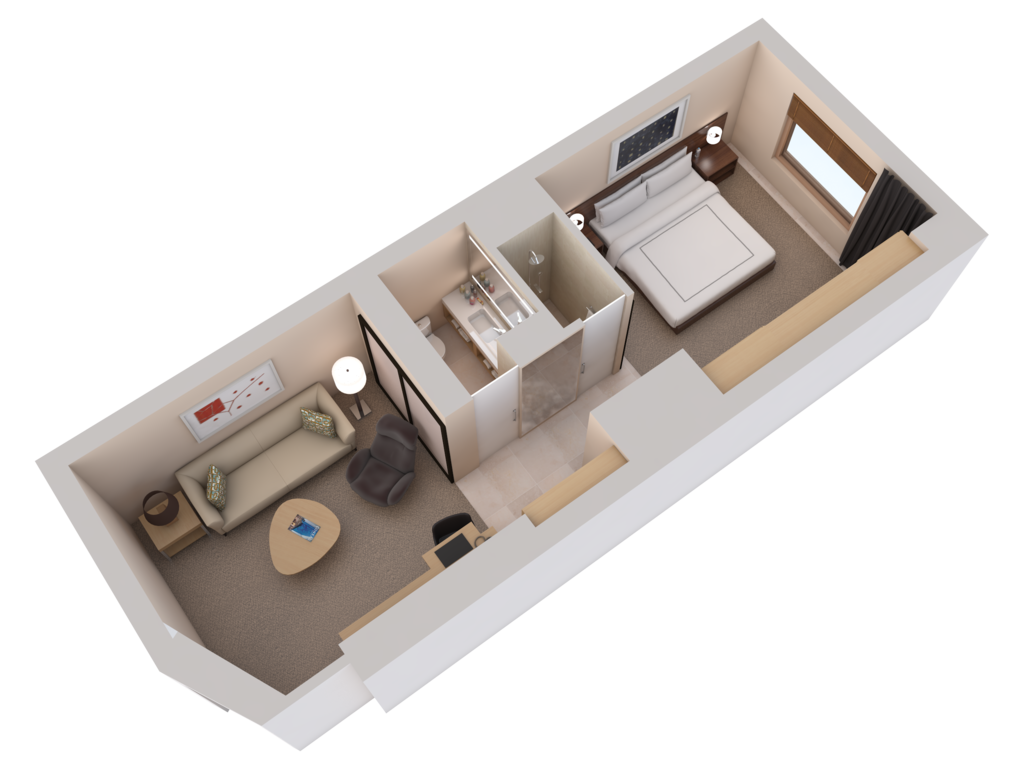 ... Deluxe Suites (One King Bed)   View 2 · Executive Suite ...
