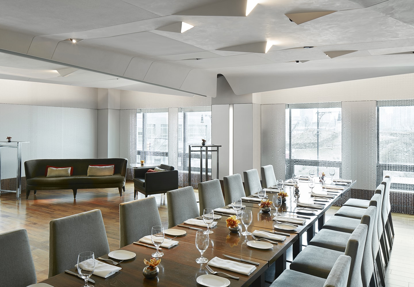 ATRIO Wine Bar | Restaurant   Private Dining Room ...