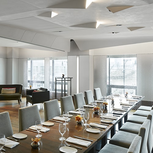 Best Private Dining Rooms In Nyc: Conrad NY Dining
