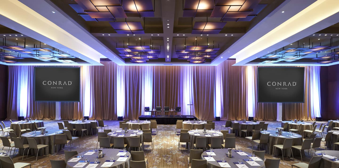 Events At Conrad New York