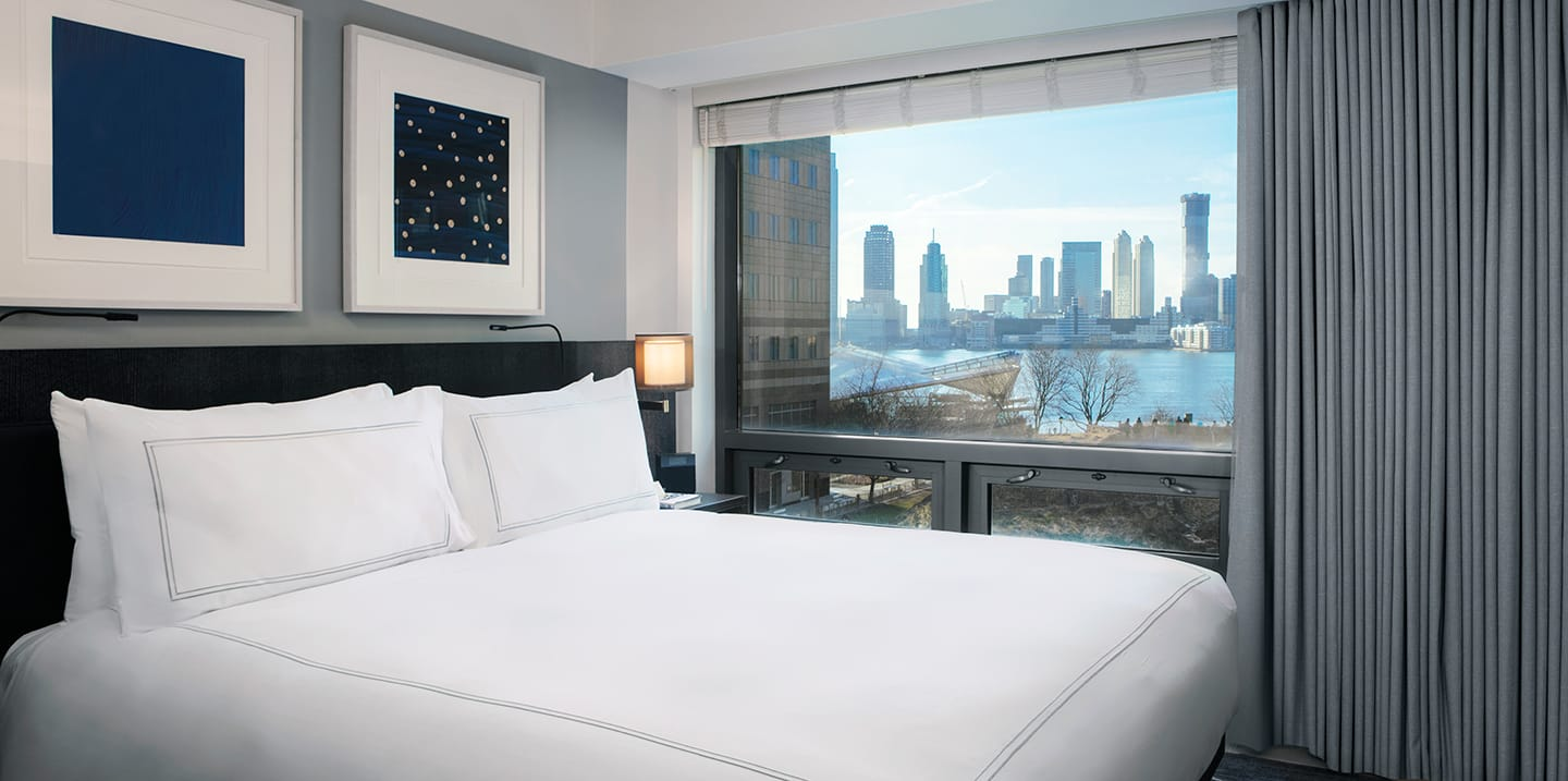 Hudson River View Suite